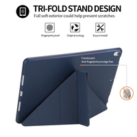 silicone case Suitable for ipad 9.7 drop protection sleeve ipad leather silicone soft back cover protective case for ipad 9.7inch case 2019 (3)