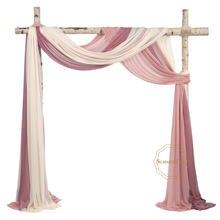Düğün kemer draping kumaş 29