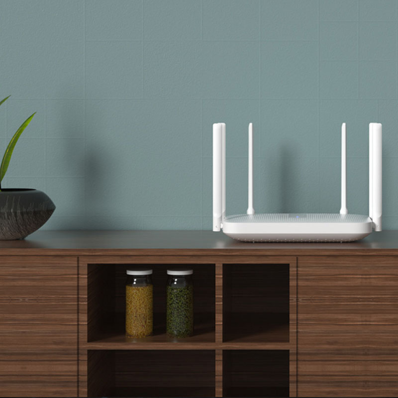 Xiaomi Redmi AC2100 Router Gigabit 2.4G 5.0GHz Dual-Band 2033Mbps Router Wifi Repeater With 6 High Gain Antennas Wider 5