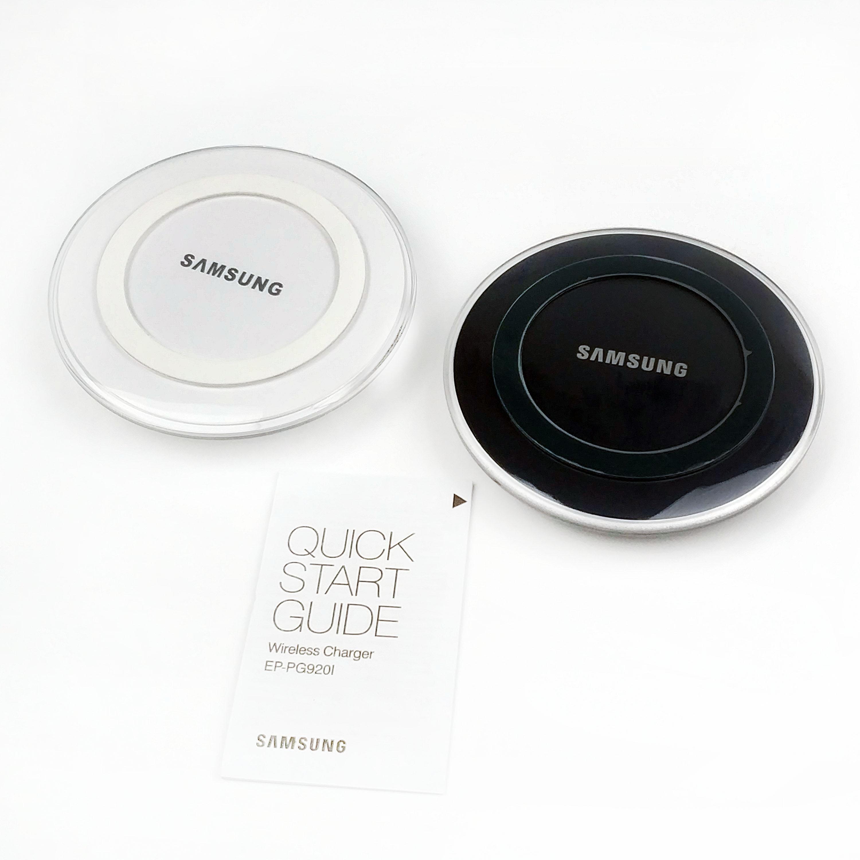 Samsung S10 cargador inalámbrico Original 10W 2