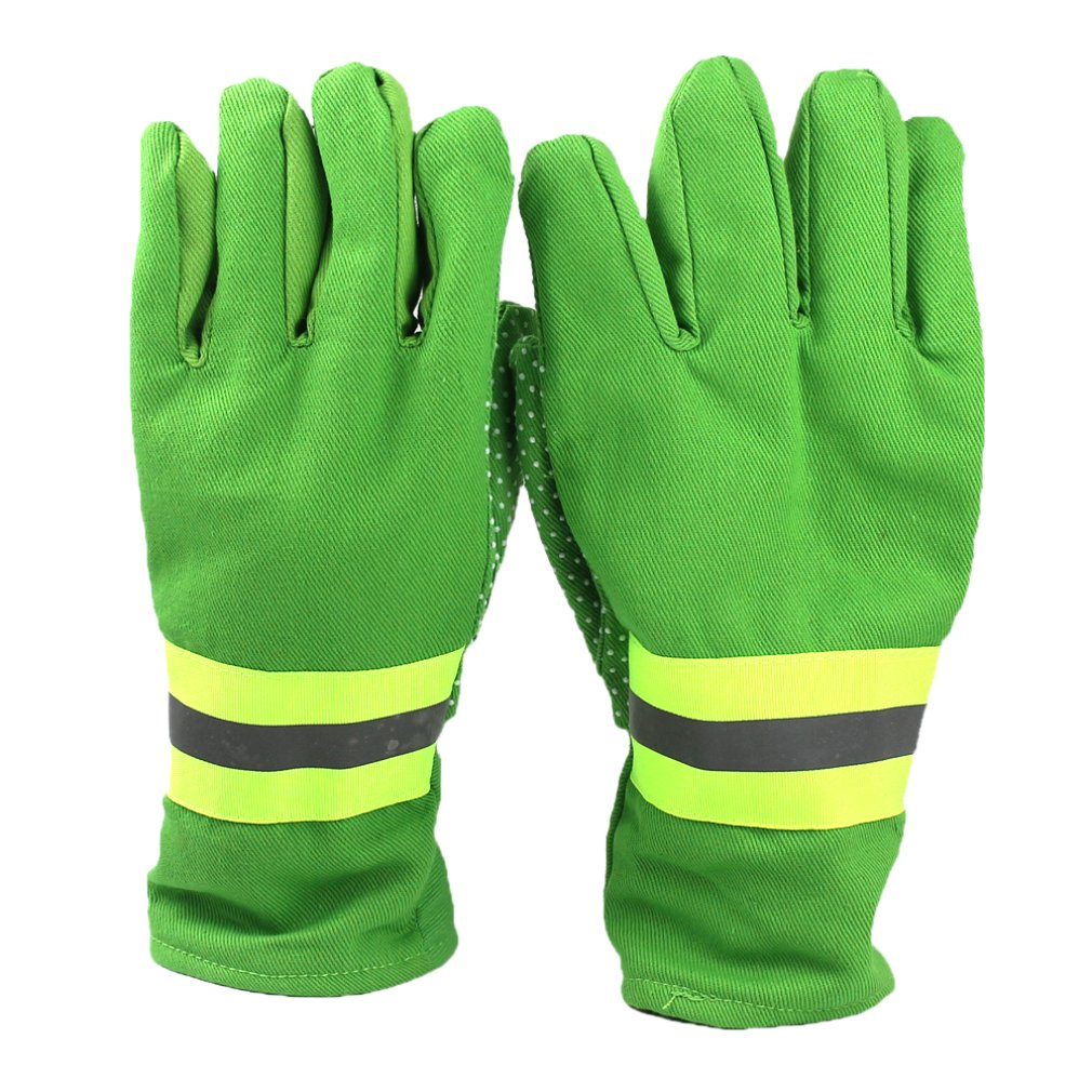 Fire Gloves Firefighters Fire Protection Gloves Ga7-2004 Standard 97 Firefighters Hand Da-076