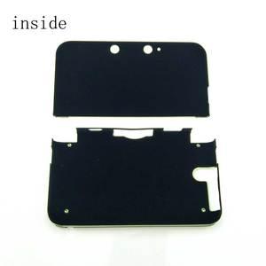 Image 5 - YuXi Scatola Dura di Alluminio del Metallo Caso Della Copertura di Protezione Della Pelle Borsette Per Nintendo Per 3DS XL LL