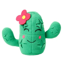 Dog Snuffle Mat Interactive Cactus Chewing Toy Game Puzzle Educational Ball Toys H051