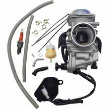 Carburateur avec radiateur, pour Honda ATV TRX350 Rancher 350ES/FE/FM/TE/TM/ 2000-2006