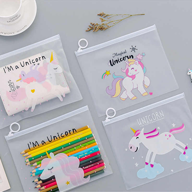 Christmas Pen Transparent Cactus Big Birthday Cosmetic Panther Guest Unicorn Writing Gifts Party  Storage Cartoon Cute  Pencil