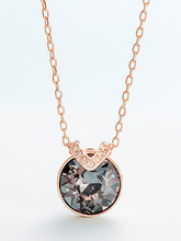 High Quality SWA Star Symbol Necklace Personality 1:1 Advanced Workshop. A Ladys