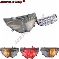 Motosiklet LED Dönüş Sinyali Kuyruk Işık Arka Lambası SUZUKI Bandit Için 650 & Bandit 1250 2009 2010 2011 2012 2013
