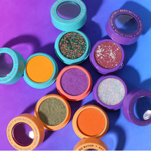 Eyeshadow Shimmer Eyeshadow Palette Metallic Glitters Powder Single Eye Shadow Makeup Waterproof Pigment Smoky Eyes Cosmetics недорого