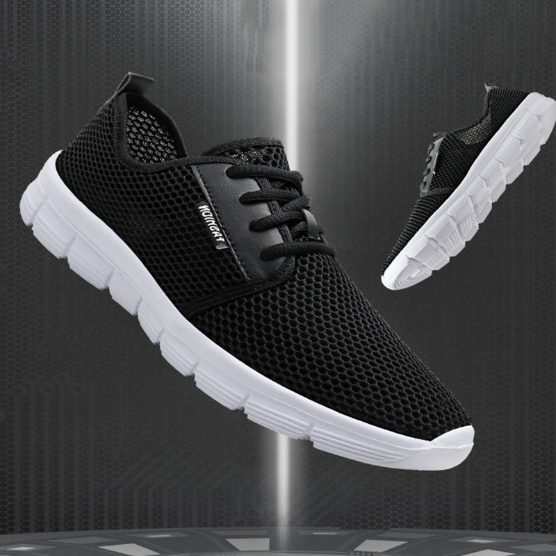 2020 New Casual Shoes Men's Summer Sneaker Large Size 48 Outdoor Running Breathable Beach Woman Couple Lightweight Sports Shoes