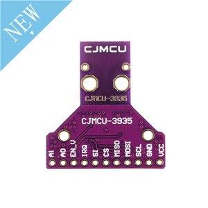 Image 5 - GY AS3935 AS3935 dijital ışık ning sensörü modül lamba yıldırım algılama fırtına mesafe sensörü 2.4V için 5.5V kesme panosu modülü
