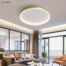 Moderne LED lustre lumières créatif maison Luminaire Salon étude chambre salle de bain Hall Salon Sala lampes éclairage AC90-260V