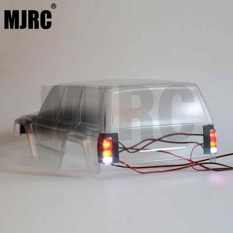 GRC 90046 осевой SCX10 90047 светильник трехцветный задний светильник крышка R/c запасные части Rc аксессуары модель автомобиля