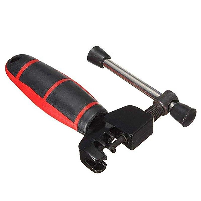 พรีเมี่ยมคุณภาพจักรยานPin Remover Link Breaker Splitter Extractorชุดเครื่องมือ