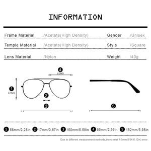 Image 4 - HEPIDEM חדש לגמרי קוריאני עיצוב נשים עדין משקפי שמש עין חתול משקפי שמש גברים גדולים שמש משקפיים לנשים Gm שקע ביי