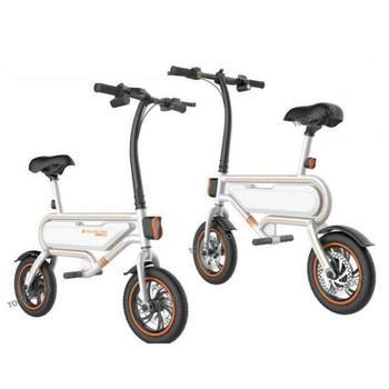Bicicleta eléctrica Plegable rodillo Pro Runner 6 E-Bicicleta 350 W Movilidad Urbana...