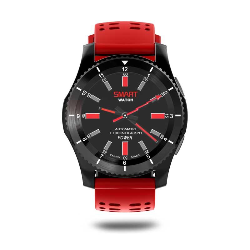 KSUN KSR707 Sports Smart Watch Support Touch SIM Card Blood Pressure Heart Rate Waterproof Bluetooth 4.0 Smartwatch 1