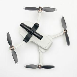 Image 5 - LED Lights Night Flight Searchlight Flashlight with Bracket for DJI Mavic Mini Drone Accessories