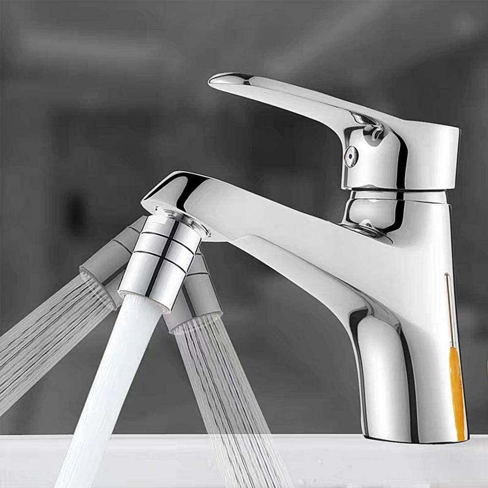 Faucet Sprayer 360° Rotatable Kitchen Faucet Sprayer Moveable Kitchen Tap Head Sink Sprayer Attachment Sink Nozzle for Kitchen 5