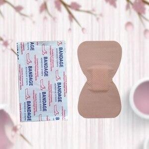 Image 4 - 10 шт., водонепроницаемая повязка на рану для путешествий, аптечка первой помощи, Аварийные наборы в форме бабочки