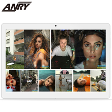 ANRY 10.1 Inch 1280*800 4G Tablet PC MTK6737 Quad Core Android 7.1 OS 4GB RAM 64GB ROM GPS LTE Tablet Built in 4G Phone цена 2017