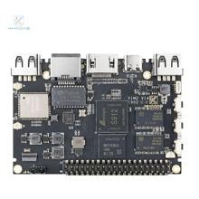 Khadas VIM2 Pro 4K Dev board DDR4-3GB eMMC-32GB AP6359SA Octa Core ARM 64Bit with RSDB Function / Programble MCU / Wake on LAN