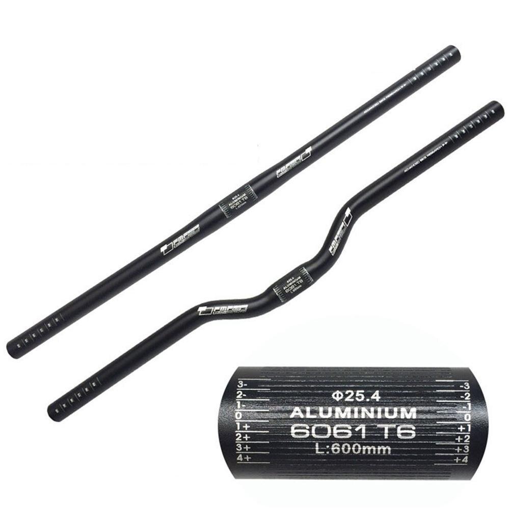 25.4*580//600mm Aluminium Bicycle Handlebar MTB Mountain Road Bike Flat Bar Multi