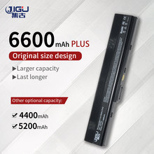 JIGU 6 ячеек устройство замено ноутбука Батарея A31-K52 A32-K52 A41-K52 A42-K52 для Asus A52Series K42 K42JVK52K52Series