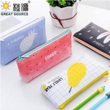 Pen Case Fluffy Pencil Case Stationery Bag Pen Bag Ziplock Closer Statioenry Storage Bag(60PCS)