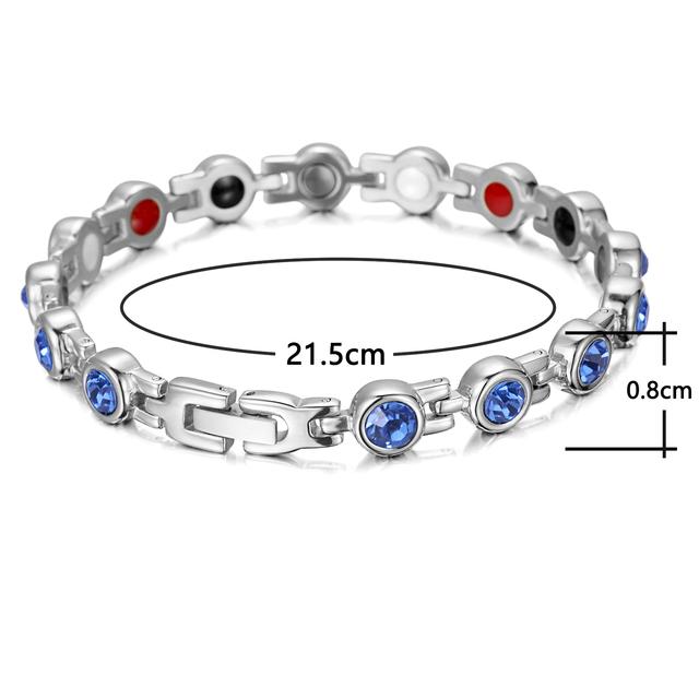 Charm Magnetic Health Bracelets For Women