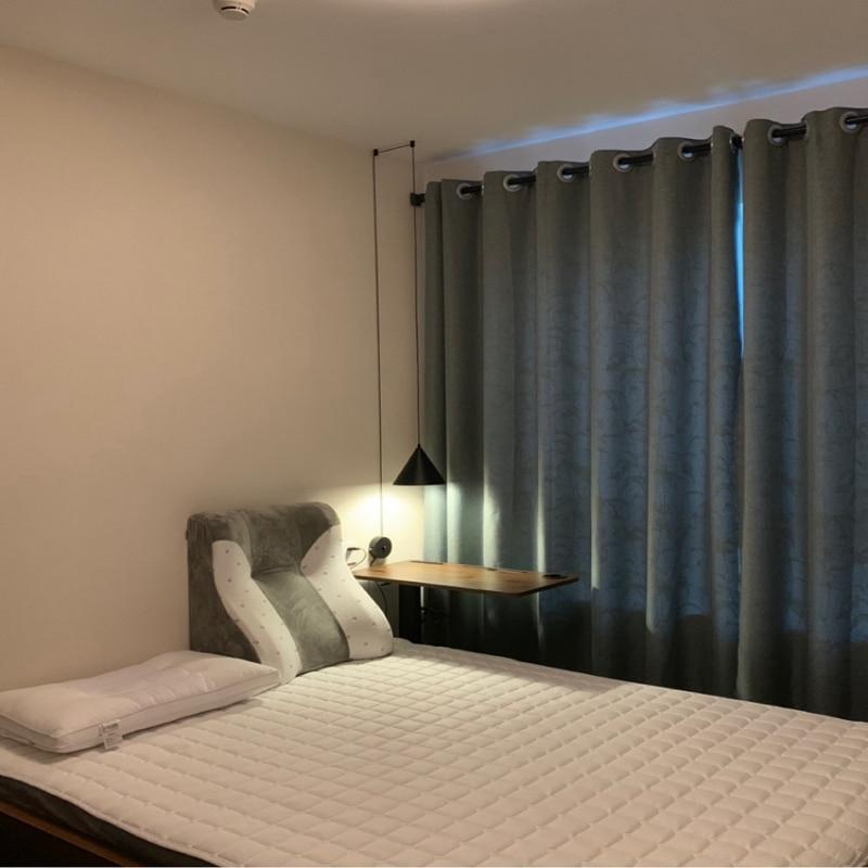 Modern Hanging Lamp Led Living Room Light With Plug Personality Pendant Lamp For Bedroom Bedside Decor Pendant Light E14 85 265v Super Sale 7506c5 Cicig