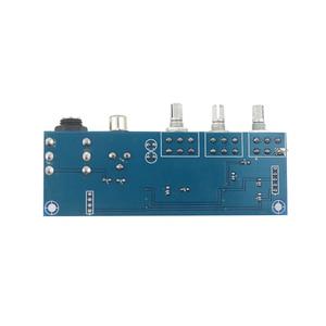 Image 3 - ميكروفون أحادي القناة ومقبس صوت ثنائي القناة ، ومضخم صوت ثنائي القناة ، وتعديل ثلاثي القوائم EQ Bass