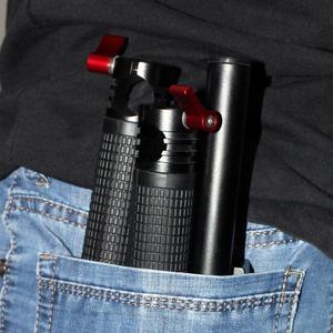 Image 5 - Dual Handheld Kamera Fotografie Gimbal Tragbare Kit für DJI Ronin s für Zhiyun Crane2 Pro Stabilisator DSLR SLR Halten grip Griffe