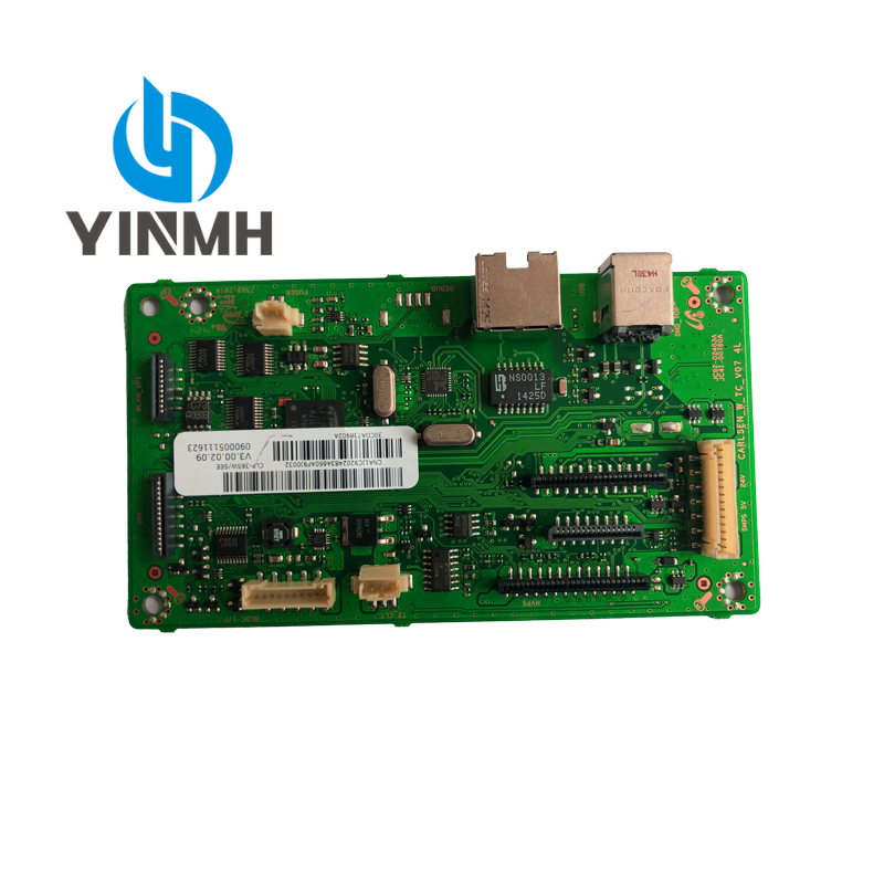refubish FORMATTER PCA ASSY Formatter Board logic Main Board for Samsung 366W 360W CLP365 W XEV