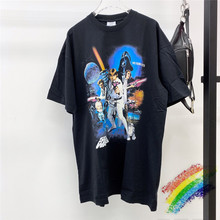 Embroidery Oversized VETEMENTS Star Wars T-Shirt Men Wome 1: