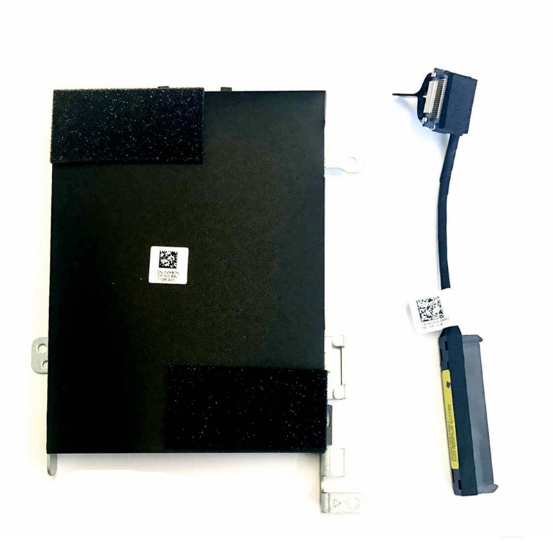 NEW <font><b>Dell</b></font> Latitude E5570 Precision <font><b>3510</b></font> HDD Cable 4G9GN + Caddy Bracket VX90N image