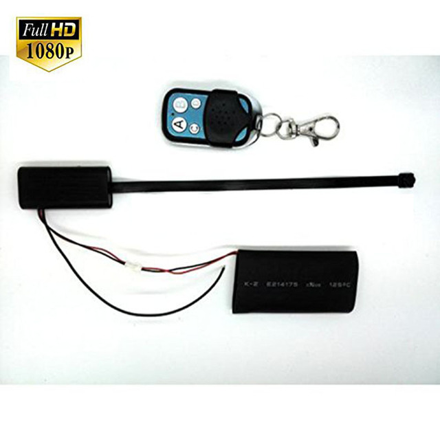 Mini DIY camera 1080P small camera video voice dvr recorder motion detect gizli kamera mini camcorder remote control Hidden TF