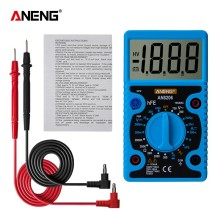 large screen digital multimeters NCV Multimeter counts Auto Ranging AC/DC voltage meter
