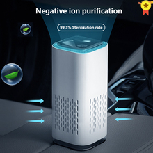 Air-Purifier FILTERS Usb-Cable Desktop HEPA Xiomi Portable Home for Low-Noise Car