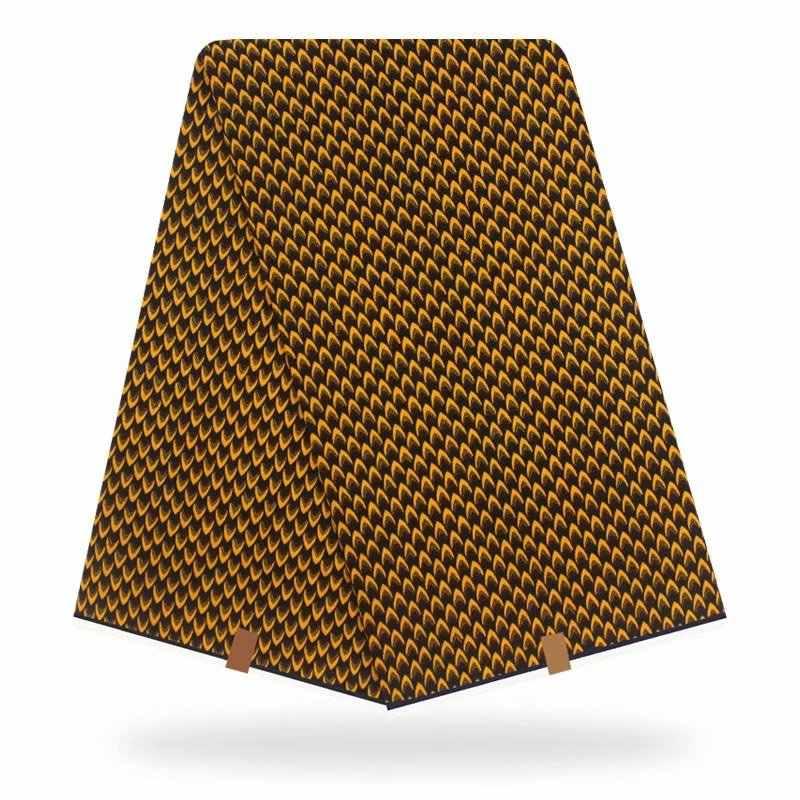 أنقرة النسيج الشمع الأفريقي النسيج الشمع طباعة 100% مادة القطن 6 ياردة الأفريقي الأصلي القطن الشمع النسيج لفستان بالجملة