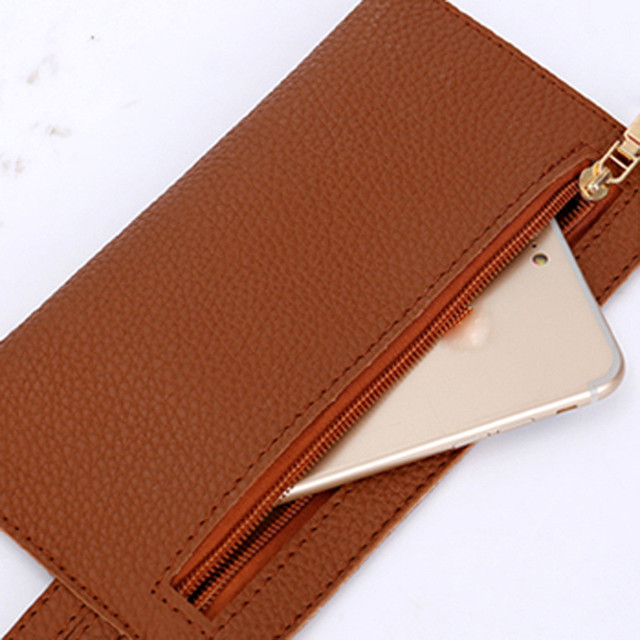 wallet women leather luxury Woman bag 2020 New Fashion Four-Piece Shoulder Bag Messenger Bag Wallet Handbag#y30 5