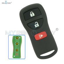 Altima remote fob KBRASTU15 3button 315Mhz for Nissan