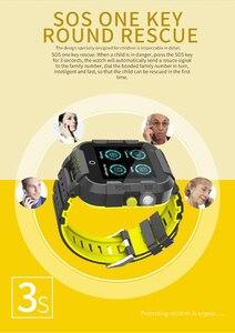 Image 4 - 696 df39z 4g 어린이 스마트 시계 gps 와이파이 추적기 smartwatch 터치 스크린 sos sim 전화 방수 어린이 선물 카메라 시계