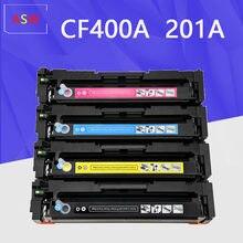 CF400A CF401A 402 403A 201A совместимый цветной тонер-картридж для hp HP Color LaserJet Pro M252dn M252n MFP M277dw M277n M274n