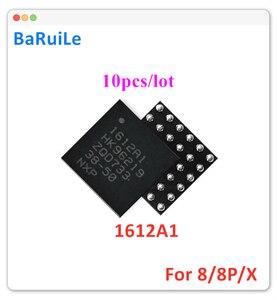 Image 1 - BaRuiLe piezas de repuesto para iPhone 8 Plus X 8 + cargador U2 56Pin 1612 U6300, IC Fiex con Control USB, 1612A1, 10 Uds.
