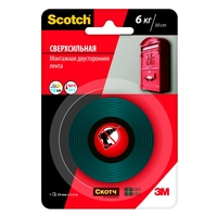 Extra strong adhesive tape 3M Scotch 19mmx1.5m