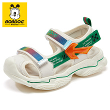 BOBDOG house kids shoes non-slip breathable baby shoes sport