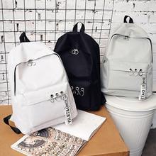 Новые женские парусиновые рюкзаки водонепроницаемые школьные дорожные сумки для подростков девочек рюкзаки для ноутбука лоскутный Рюкзак#25 28