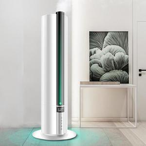 Image 4 - 加湿器追加水空気加湿器静音寝室の空調床置型大容量小さなアロマセラピーマシン