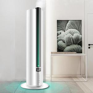 Image 4 - Humidifier Add Water Air Humidifier Quiet Bedroom Air Conditioning Floor standing Large Capacity Small Aromatherapy Machine
