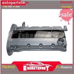 96473698 głowica cylindra do silnika ze stopu Aluminium pokrywa zaworu dla Daewoo Buick Excelle 1.6 Chevrolet Lacetti/Lova/Aveo/Sonic/Kalos w Pokrywy zaworów od Samochody i motocykle na
